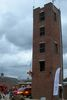 Fire station tower at Evesham, Worcestershire