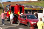 Fire Engine RTA extraction, Scarborough Emergency Services day